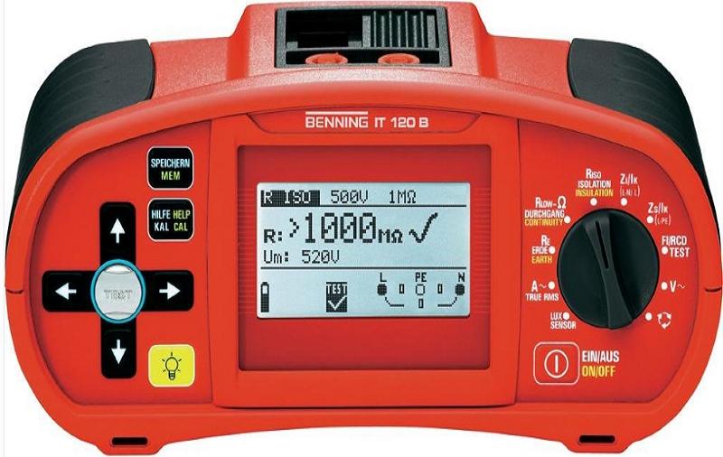 Οδηγίες για τον έλεγχο ηλεκτρικών εγκαταστάσεων (Α)